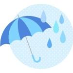 雨の日のベビーカーでのお出かけで傘はどうする?抱っこの方が良い?