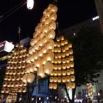 秋田竿燈まつり2015の日程や場所は?観覧席の購入方法は?