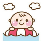 赤ちゃんの水着の選び方!サイズや着せ方は?
