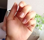 爪が欠ける原因と対処法