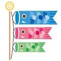 鯉のぼりの折り紙での折り方いろいろ!