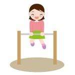 子供への鉄棒の前回りの教え方と補助のコツ