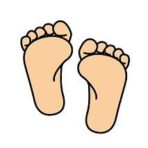 子供の足の臭いの原因と対策!臭いのは足?靴?