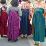 卒業式に袴を着たときの注意点は?トイレはどうする?