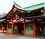 日枝神社の山王祭2018!日程や屋台の出る時間は?御朱印は?